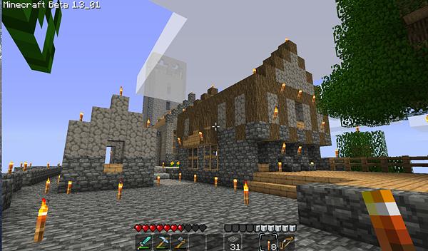 Village perché Taverne1