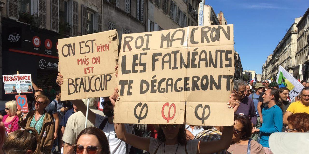 Qui est Emmanuel Macron ? - Page 8 Argu-chomage