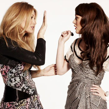 Blake Lively and Leighton Meester - Page 4 Bl