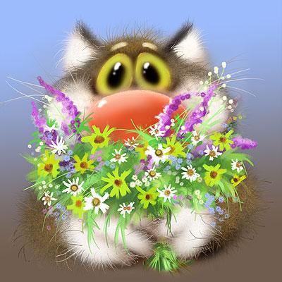 Lola Bunny, Вареньку с днем рождения!!!!! 242150223