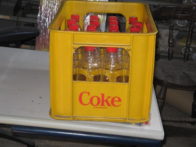 coca cola koelbox (kunststof) en jaren 70 Coca cola kratten Verkoop%2021%20008