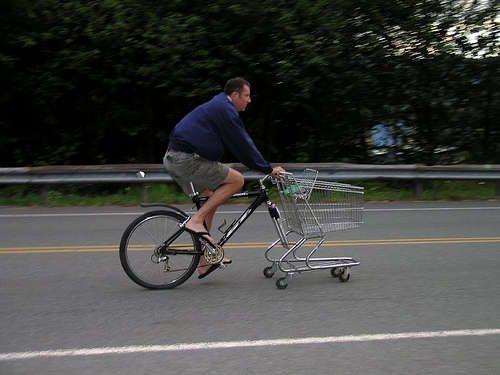 Photos diverses Bike-cart