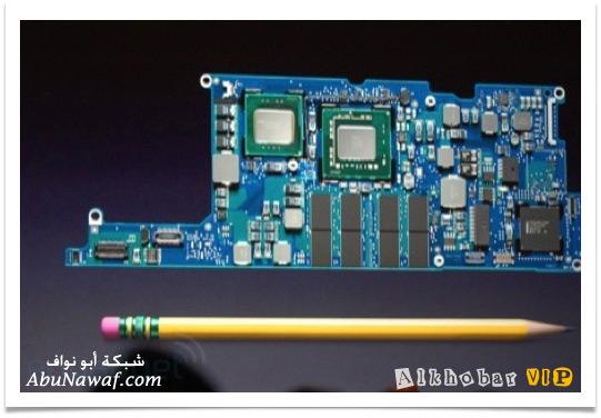 تقرير- أنحف لاب توب بالعالم Apple MacBook Air MacBookAir11