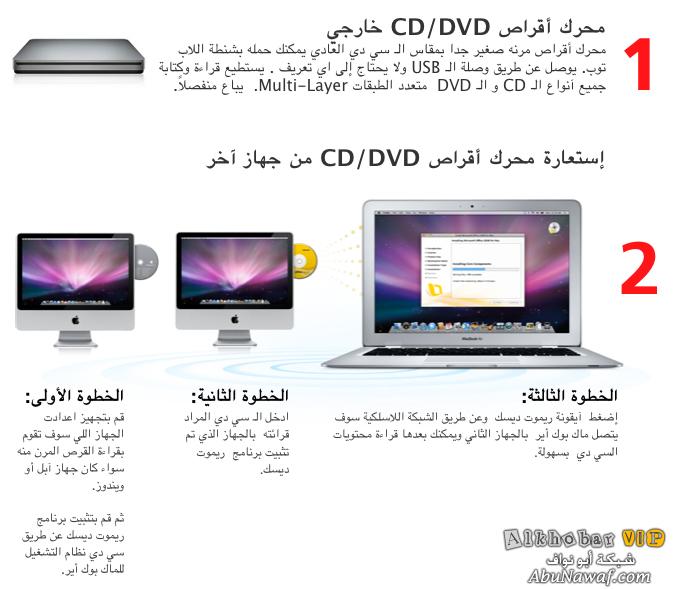 تقرير- أنحف لاب توب بالعالم Apple MacBook Air MacBookAir17