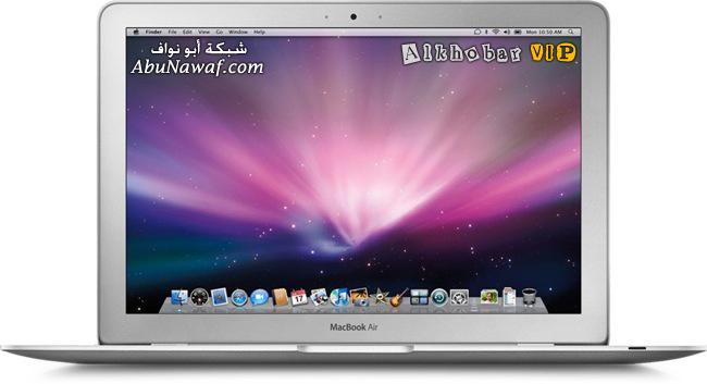 تقرير- أنحف لاب توب بالعالم Apple MacBook Air MacBookAir29