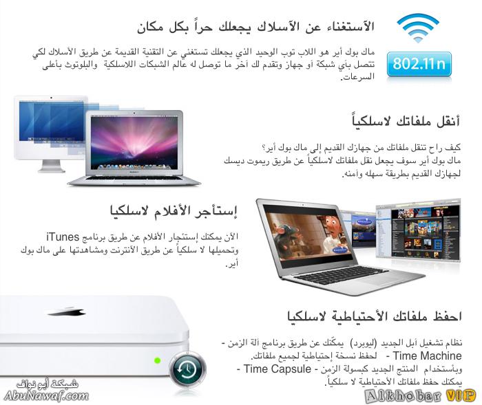 تقرير- أنحف لاب توب بالعالم Apple MacBook Air MacBookAir31