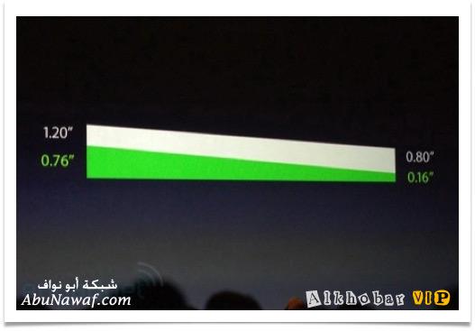 تقرير- أنحف لاب توب بالعالم Apple MacBook Air MacBookAir5