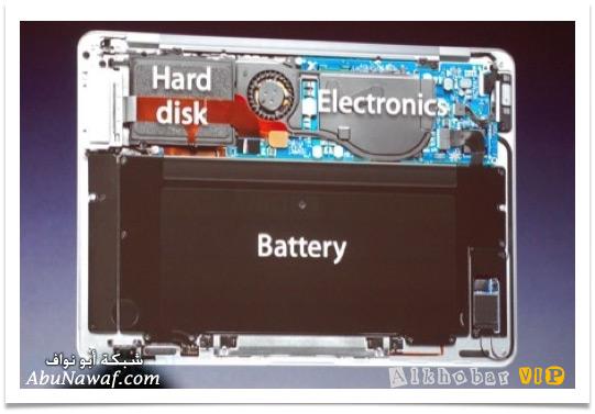 تقرير- أنحف لاب توب بالعالم Apple MacBook Air MacBookAir9