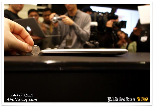 تقرير- أنحف لاب توب بالعالم Apple MacBook Air MacBookAir35