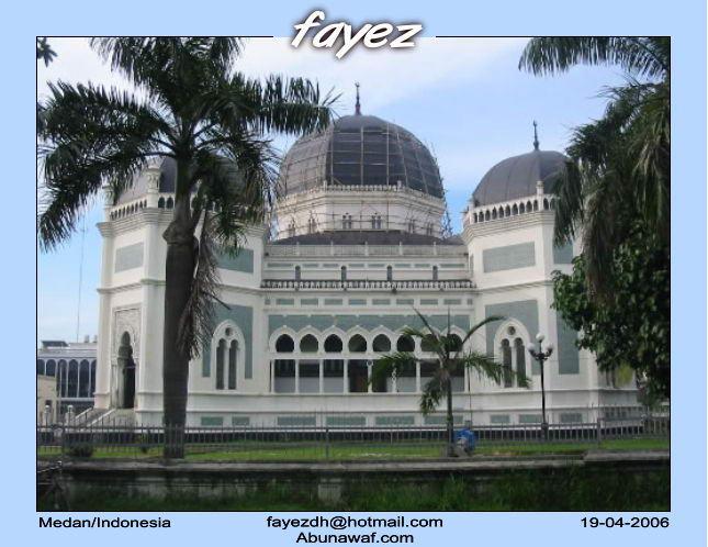 رحلتنا الى ادنويسيا Medan6