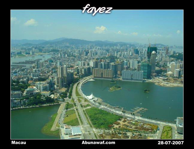 مــكاو Macau43