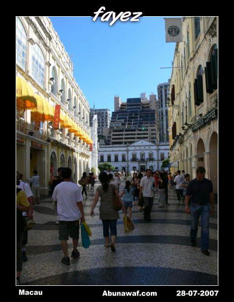 مــكاو Macau71