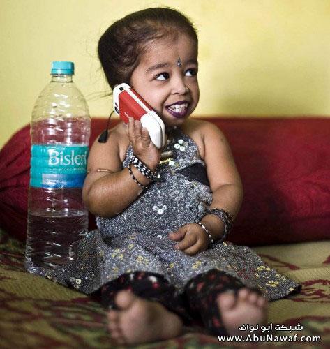دون أن ننسى أطول مرأة في العالم ... عفوا Indiangirl2