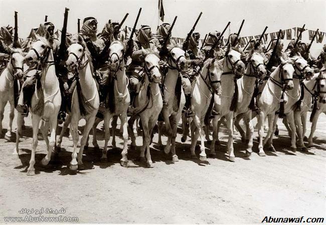 صور قديمة Cavalry-Arab