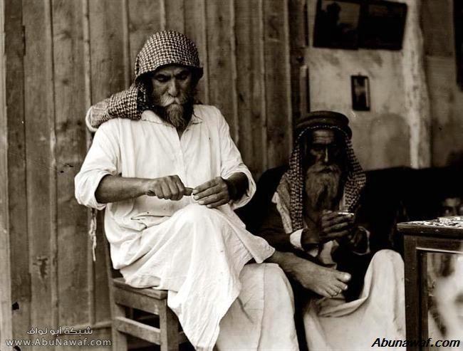 صور قديمة Iraqi-men