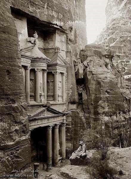 صور قديمة Khazne-Petra