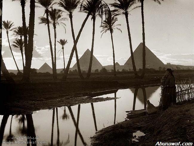 صور قديمة Nile