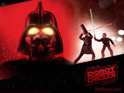 Robot Chicken: Star Wars (2007- 2010)  RCSW1