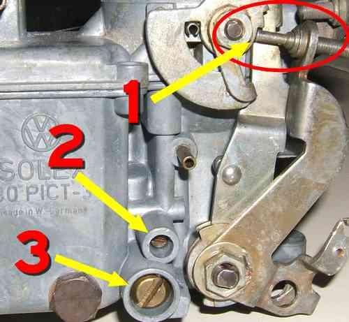 **Donde compro un carburador 34 pict-3, bueno?** 30PICT3screws