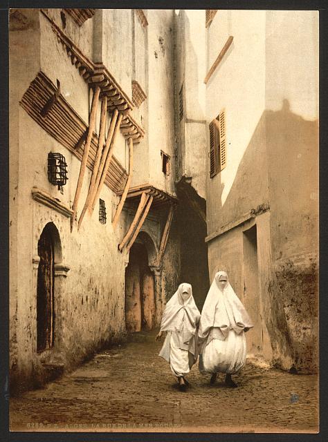 التراث الجزائري