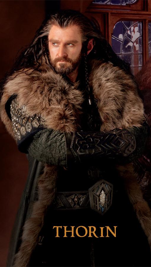 [DUNEDIN ARMAGEDDON] 'The Hobbit' Dwarf Group Thorin