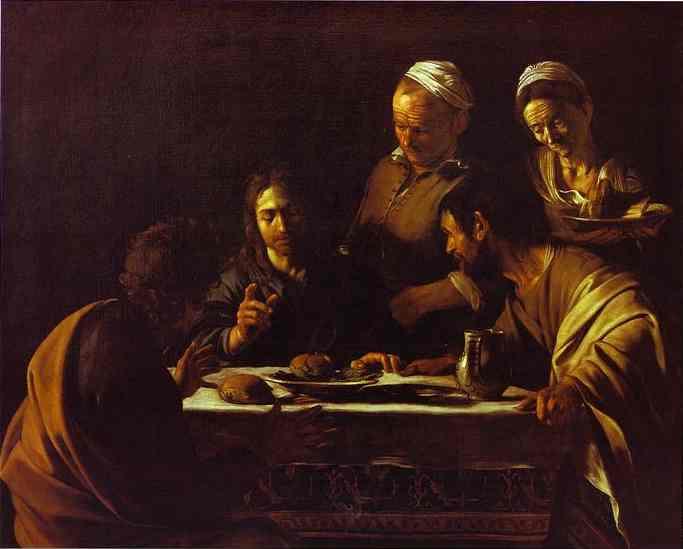 Michelangelo Merisi da Caravaggio Caravaggio41