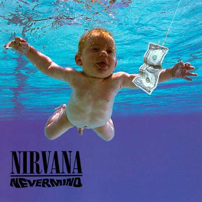 Les disques de rock à avoir toujours sur soi. Nirvana-nevermind