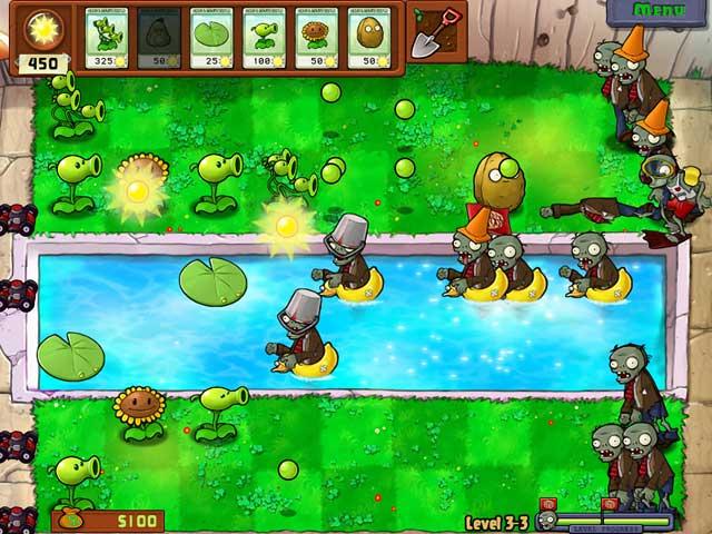 Jeux vidéos - Page 10 Plantsvszombies