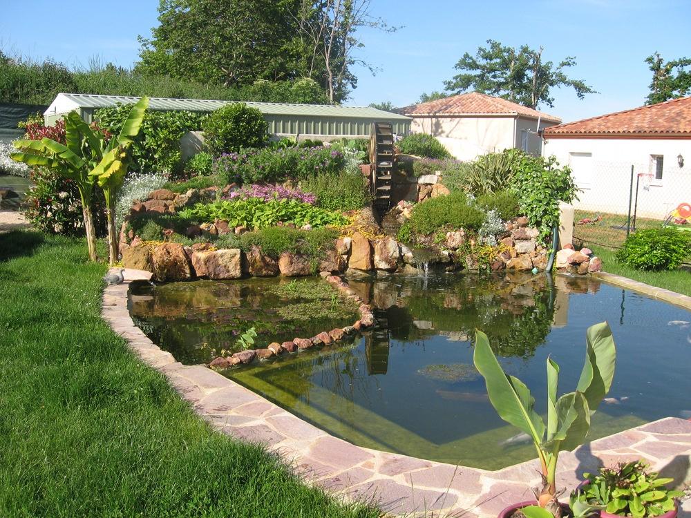 Mon projet de bassin dans le sud ouest Bassin-plein