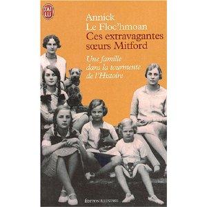 mitford - Ces extravagantes soeurs Mitford d'Annick Le Floc'hmoan  515jkrkj24l__sl500_aa300_