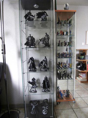 Trucs et astuces pour vos Vitrines (Ikea), Étagère ou Meubles de présentations de votre collection de jouets - Page 4 11