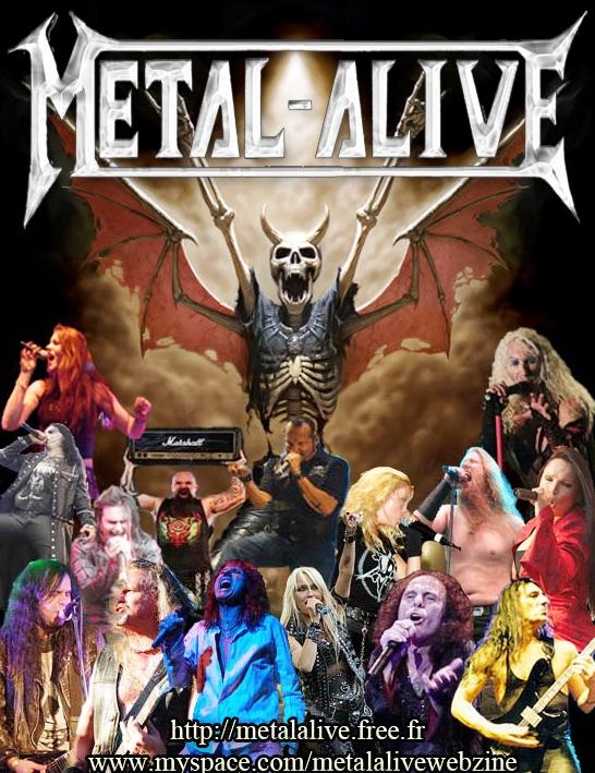 [81] Metal Alive [Webzine] Metalalive