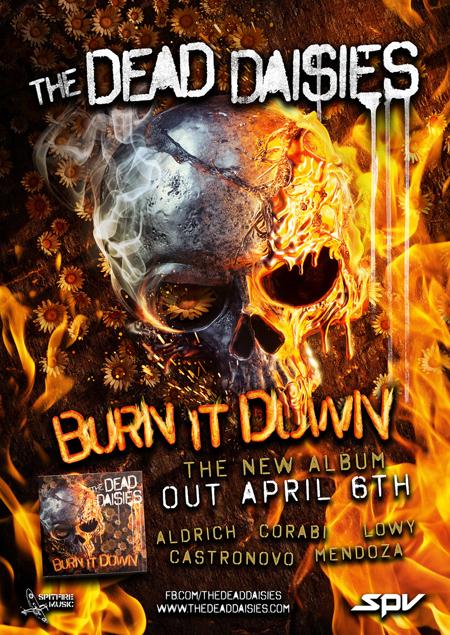 Qu'écoutez-vous, en ce moment précis ? - Page 5 Burn_it_down_poster
