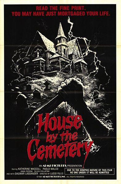 -Los mejores posters/afiches  del cine de terror y Sci-fi- - Página 2 House_by_the_cemetery