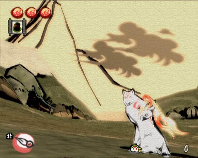 Game slike Okami-graphics001