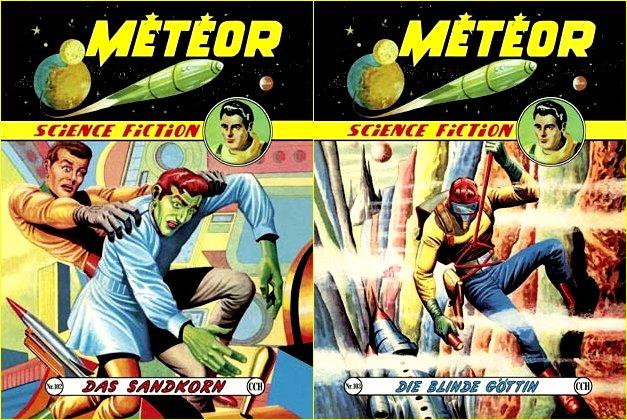 Météor en allemand MeteorCCH102-103