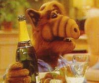 Les séries «SF» à la télévision Alf