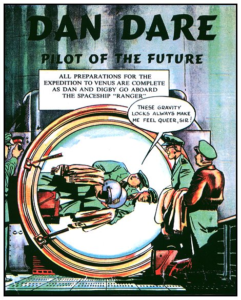 Dan Dare, Pilot of the Future Dd19500519m