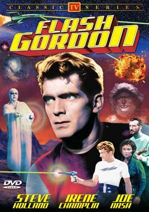 Les séries «SF» à la télévision Flashgordon