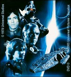 Les séries «SF» à la télévision Galactica2