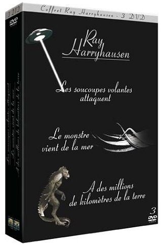 La «SF» au cinéma et en DVD - Page 4 Harryhausencoffret