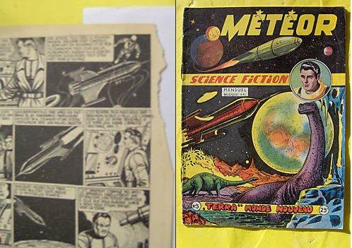 je vends ma collection de météor Meteor05ebay