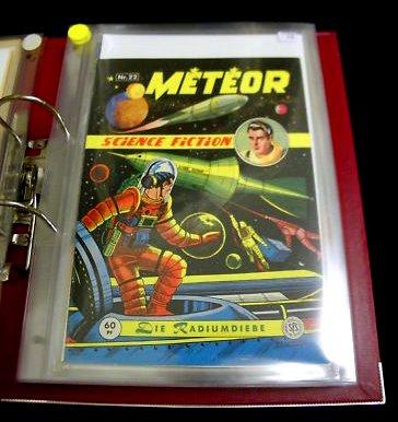 Météor en allemand MeteorD022vente