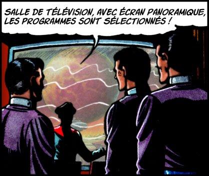 Météor édité en couleur - Page 2 Television