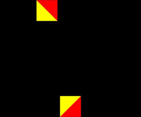 Kako je nastao simbol za mir Semaphore_d_wiki