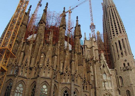 Najlepše svetske građevine Sagrada_familia