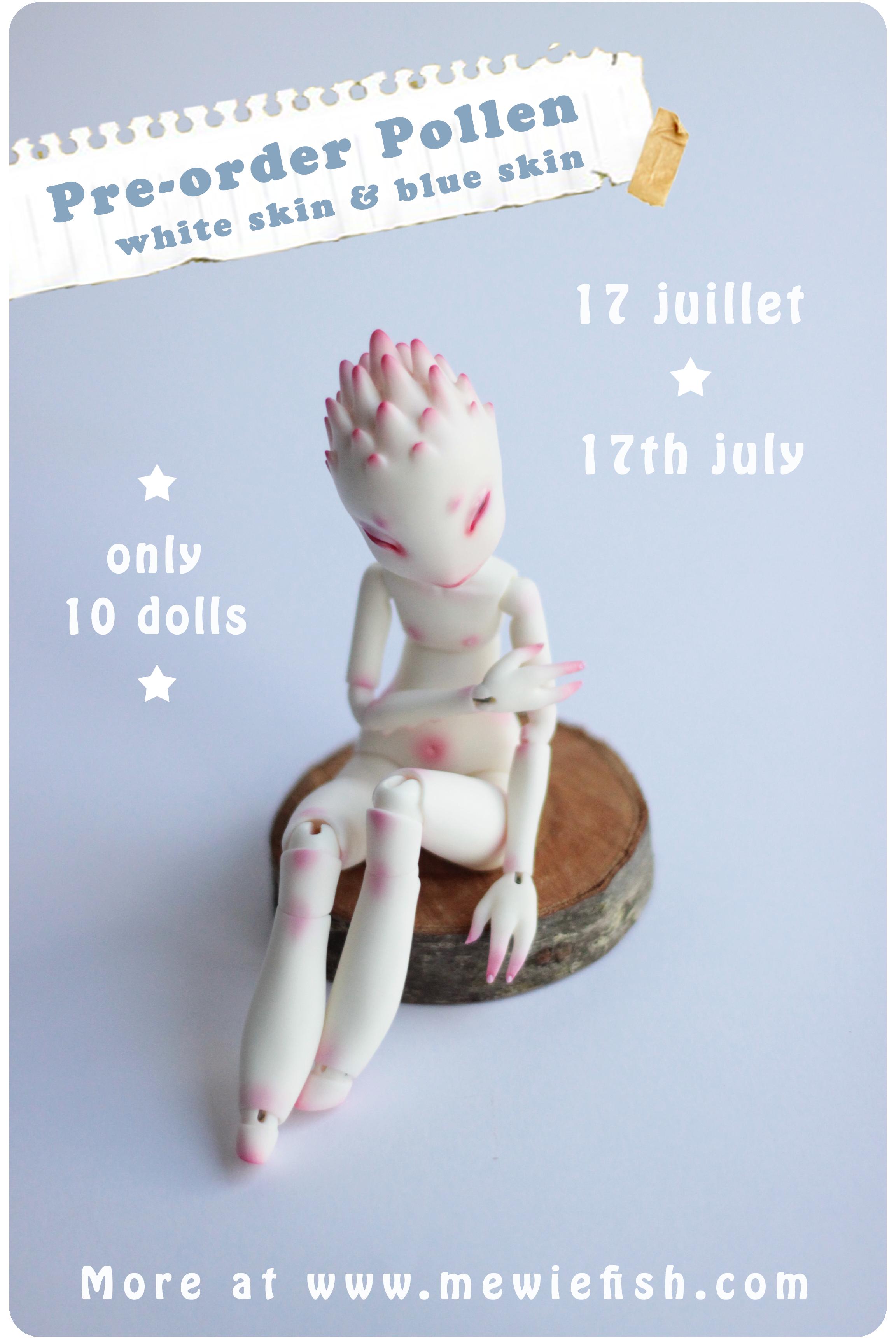 +Creatures Dolls+ new topic ! news pr Pollen !! ^__^ PO-pollen2