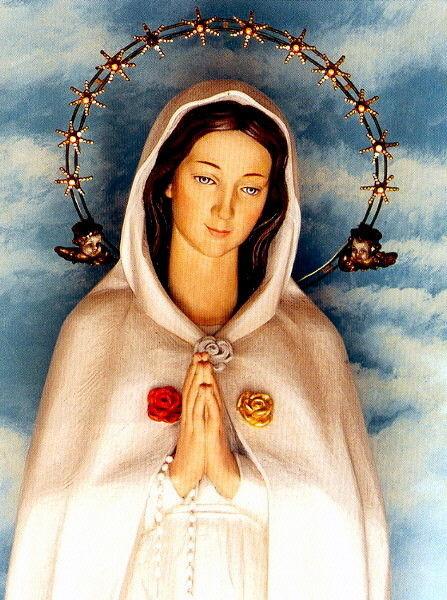 MES TOUS PETITS PRIEZ AVEC LE CŒUR ! Message de la Sainte Vierge reçu par Elie Bnru7-rosa_mystica