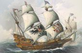 La Flotilla de Indias Nao56