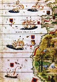 La Flotilla de Indias Map_can2